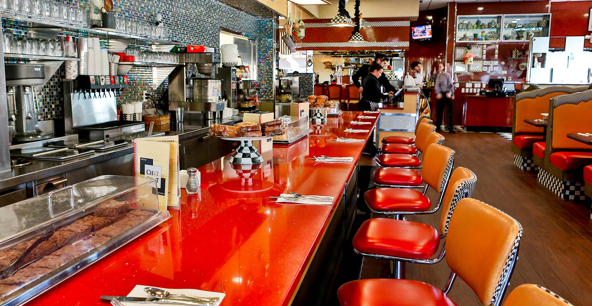 Chit Chat Diner Restaurant West Orange Hackensack New Jersey