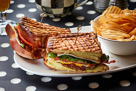 Chit Chat Diner Sandwich